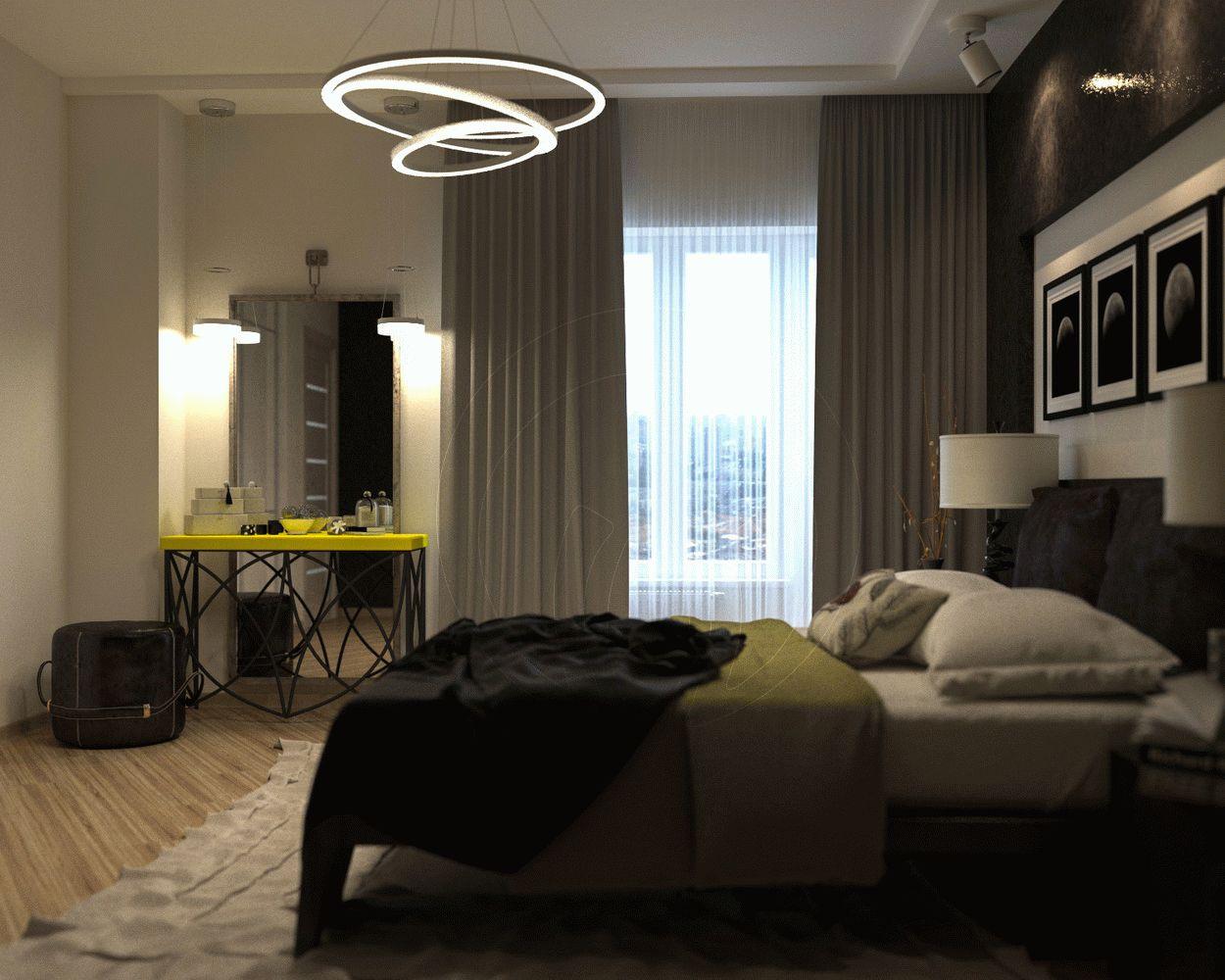 Квартира в стиле минимализм на Героев Сталинграда 10