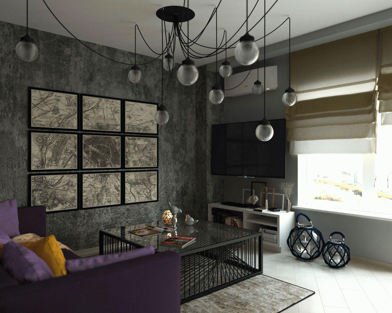 Квартира в стиле минимализм на Героев Сталинграда 2
