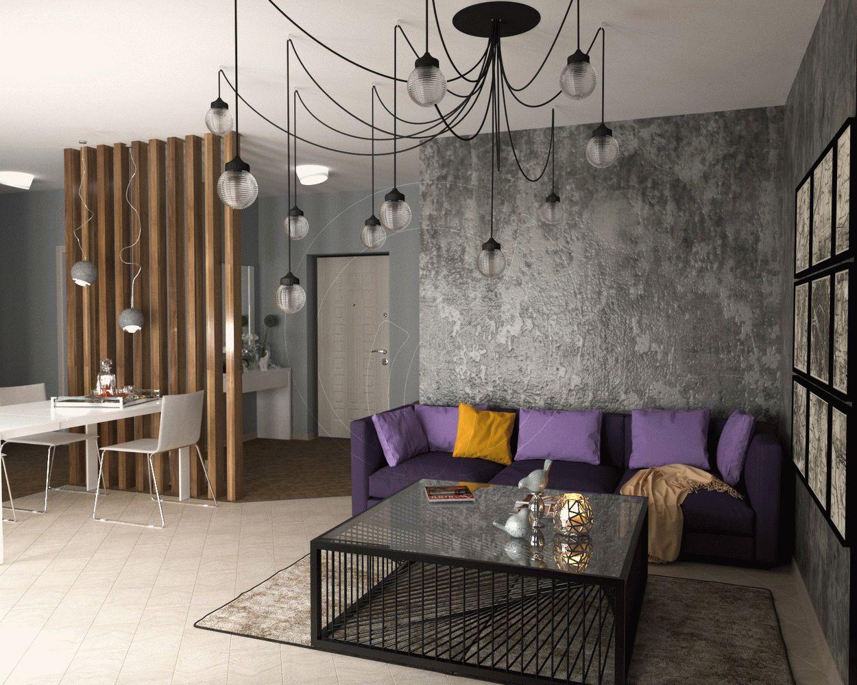 Квартира в стиле минимализм на Героев Сталинграда3