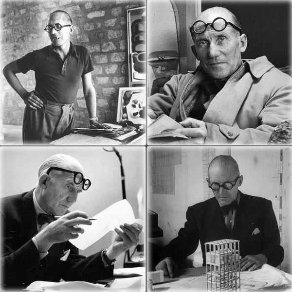 Архитектор и дизайнер Le Corbusie