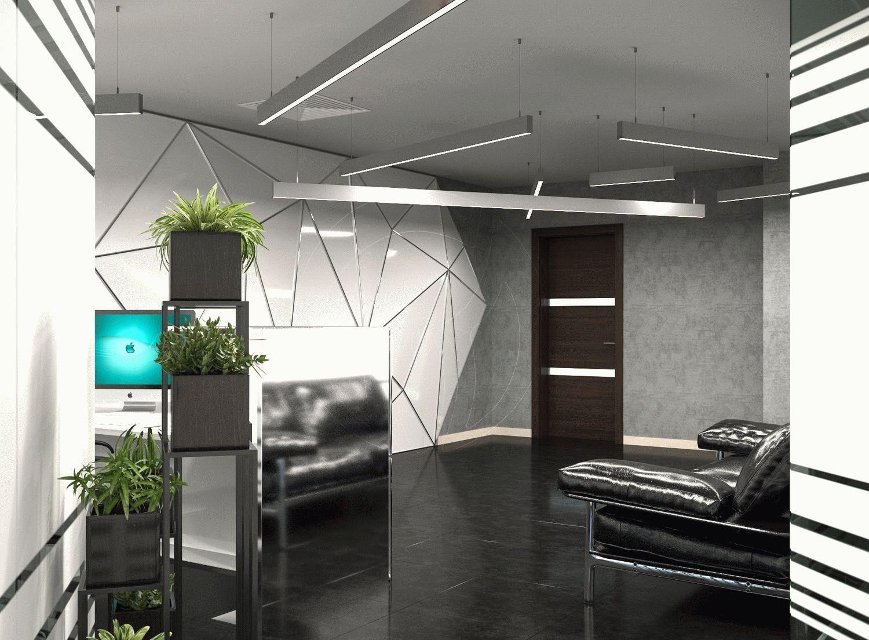 Офис в современном стиле leemas в Дубай_3