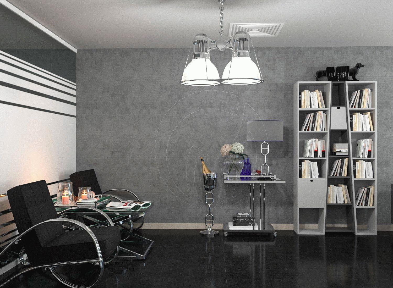Офис в современном стиле leemas в Дубай_6