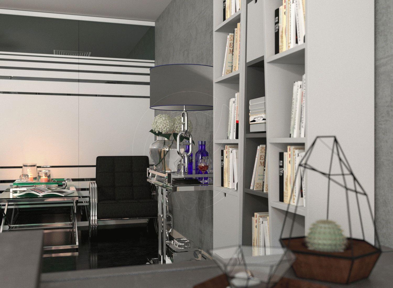 Офис в современном стиле leemas в Дубай_7