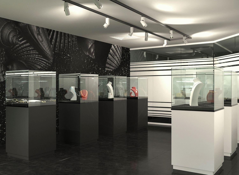 Офис в современном стиле leemas в Дубай_8
