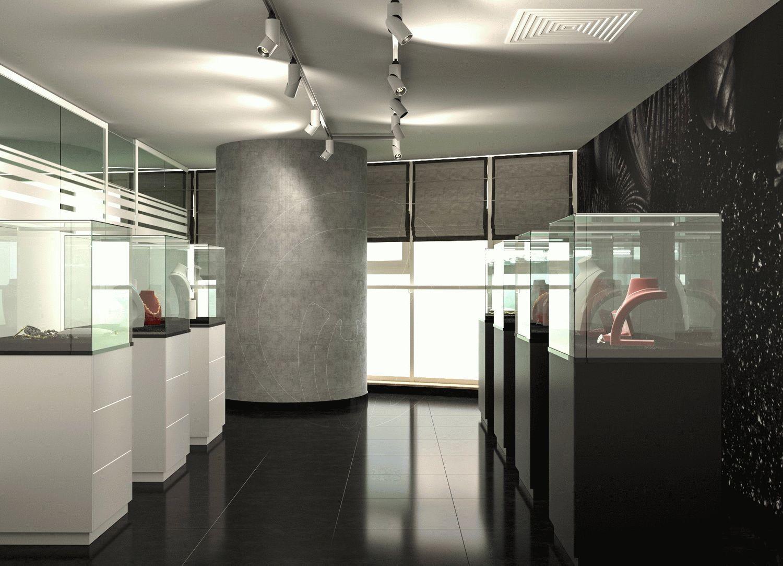Офис в современном стиле leemas в Дубай_9