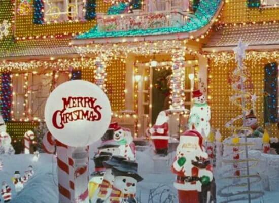 Примеры новогоднего оформления дома и квартиры