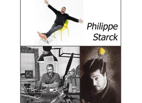 дизайнер Philippe Starck_ViO