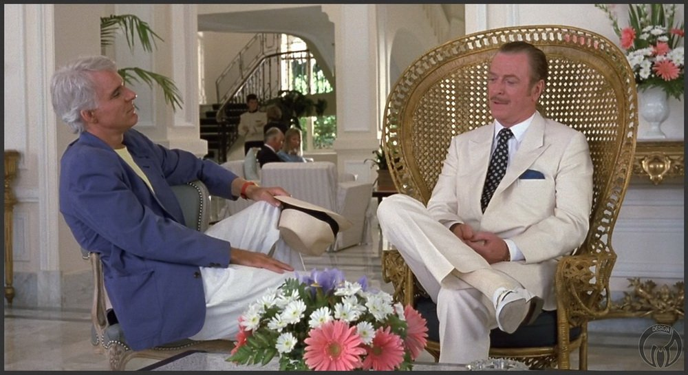 Armchair_Peacock_Dirty Rotten Scoundrels_1988_1