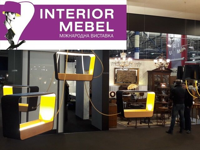 Выставка INTERIOR MEBEL 2017