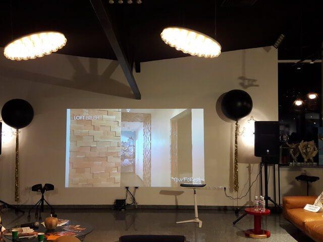 """Творческая встреча """"Воплощение смелых идей в интерьере"""" в DIZAAP"""