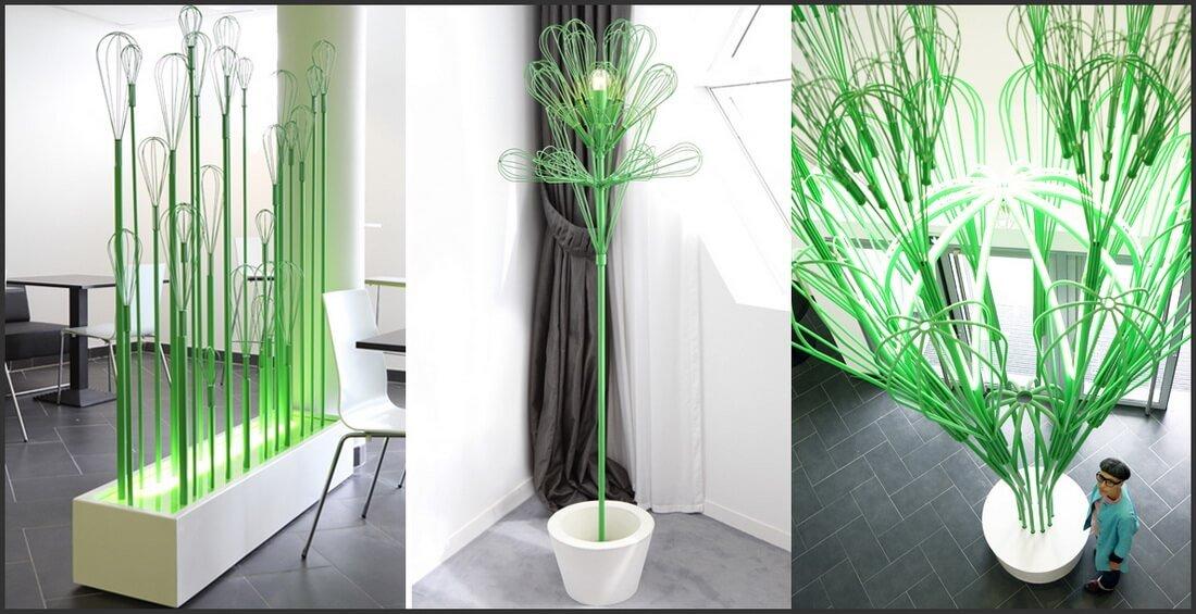 «Эмульсия» (Emulsion). Дизайнер Matali Crasset