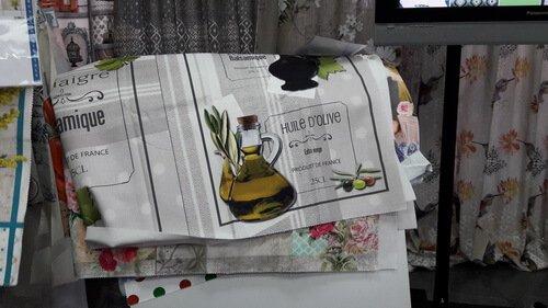 Презентация текстиля STOF France в салоне ABC_1