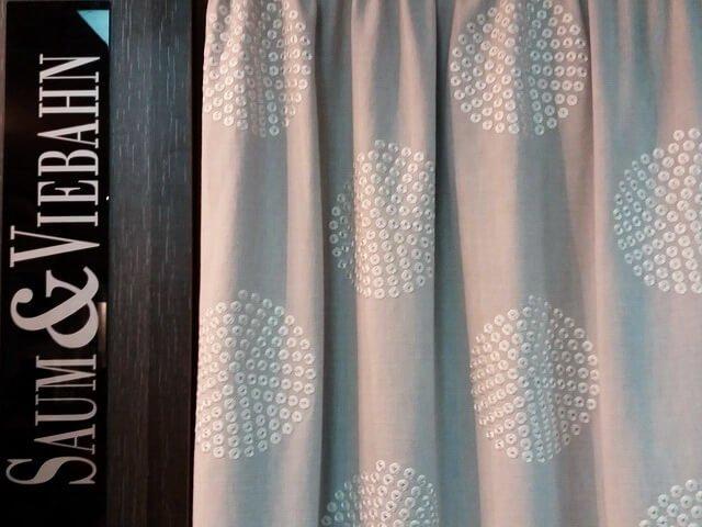 Презентация ткани Saum&Viebahn коллекция 2017