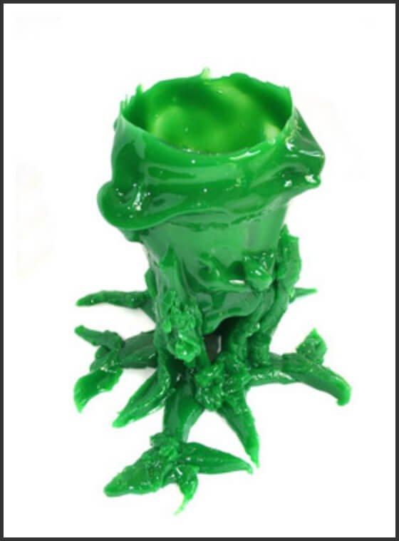Гаэтано Пеше (Gaetano Pesce). Ваза Green Vase