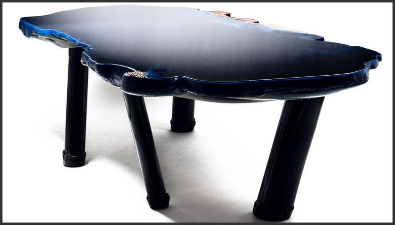 Гаэтано Пеше (Gaetano Pesce). Стол Ocean Table