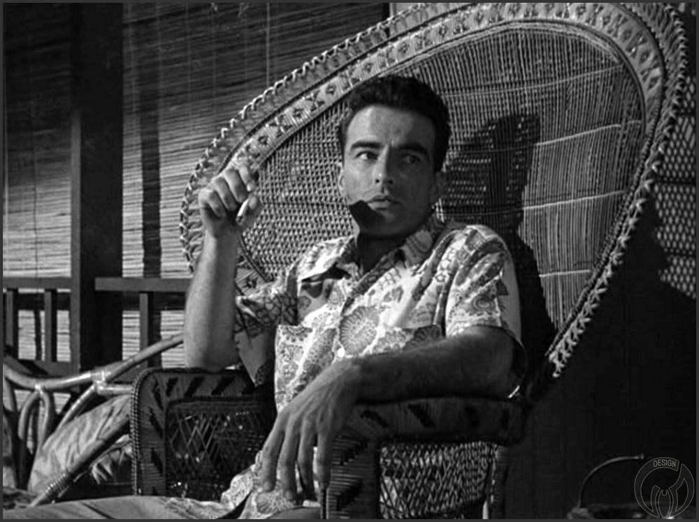 """Кресло """"Павлин"""" (Armchair Peacock) в кино. Кадры из фильма """"Отныне и во веки веков / From Here to Eternity"""" _1"""