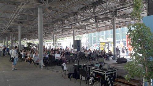 Всеукраинский архитектурный фестиваль Prostoneba лекторий