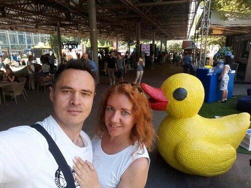 Всеукраинский архитектурный фестиваль Prostoneba павильон