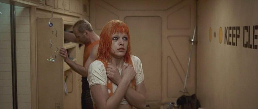 Кадр из фильма «Пятый элемент/ Fifth Element» (1997)