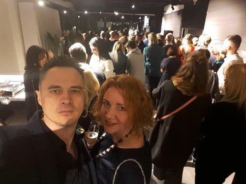 Открытие флагманского салона Poliform в Киеве. Vio-design в Poliform