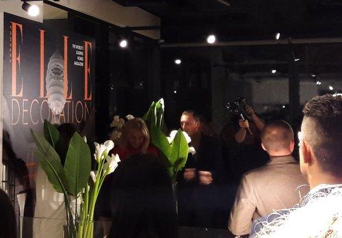 Открытие флагманского салона Poliform в Киеве. Презентация журнала Elle Decotion