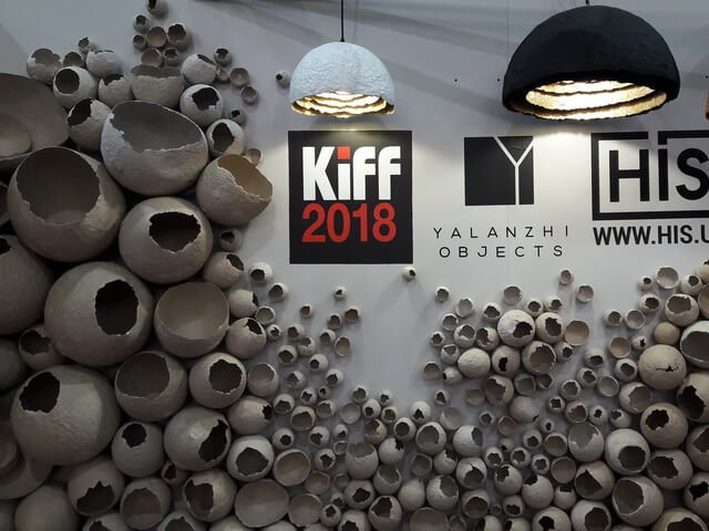 Мебельная выставка KIFF 2018