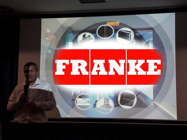 Семинар продукции Franke в Киеве