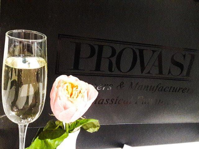Презентация новой коллекции MORE от бренда Provasi