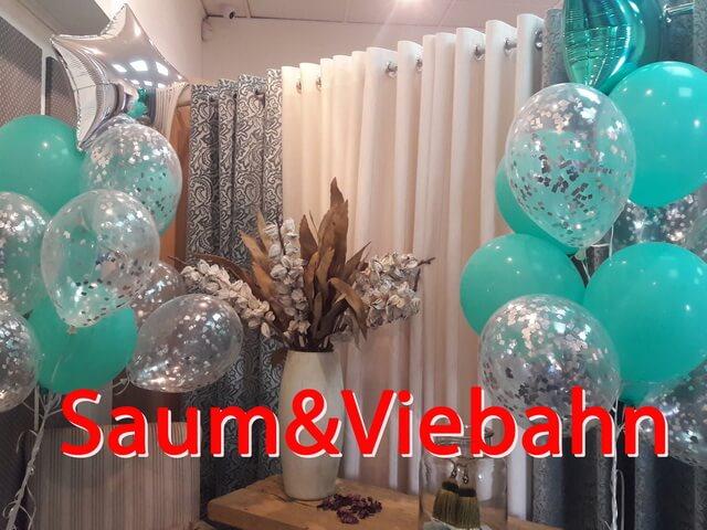 Презентация новой коллекции тканей Saum&Viebahn