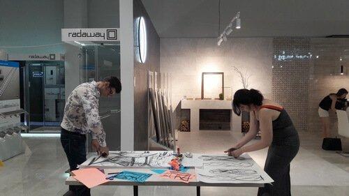 Tubadzin Design Days in Kyiv. Участники конкурса