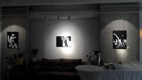 Презентация White trend от Oikos. Зал Art Space