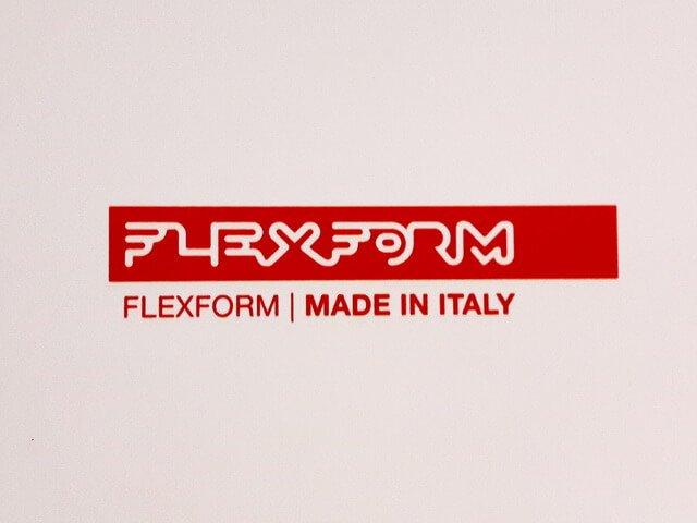 Открытие салона Flexform.