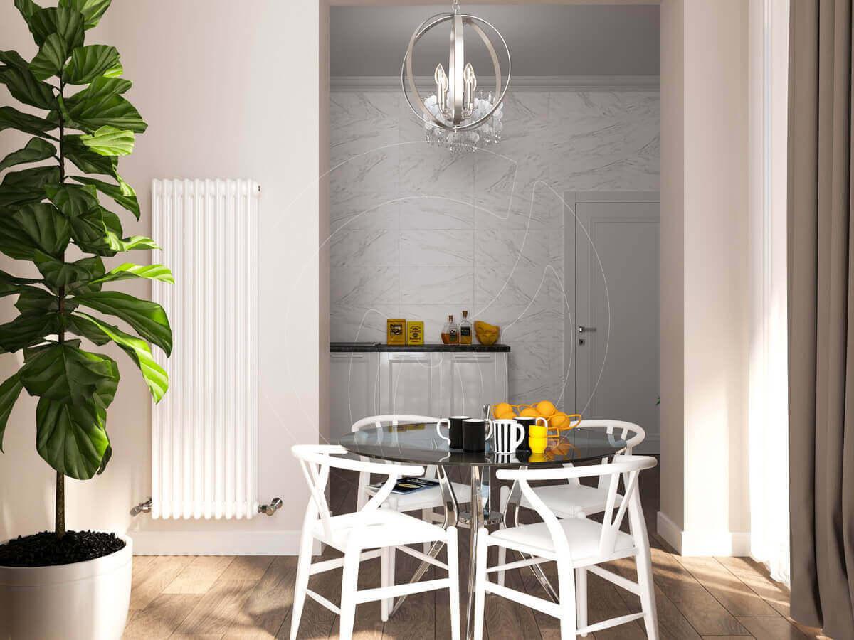 """Квартира в стиле """"современная классика"""". Кухня. Балкон"""