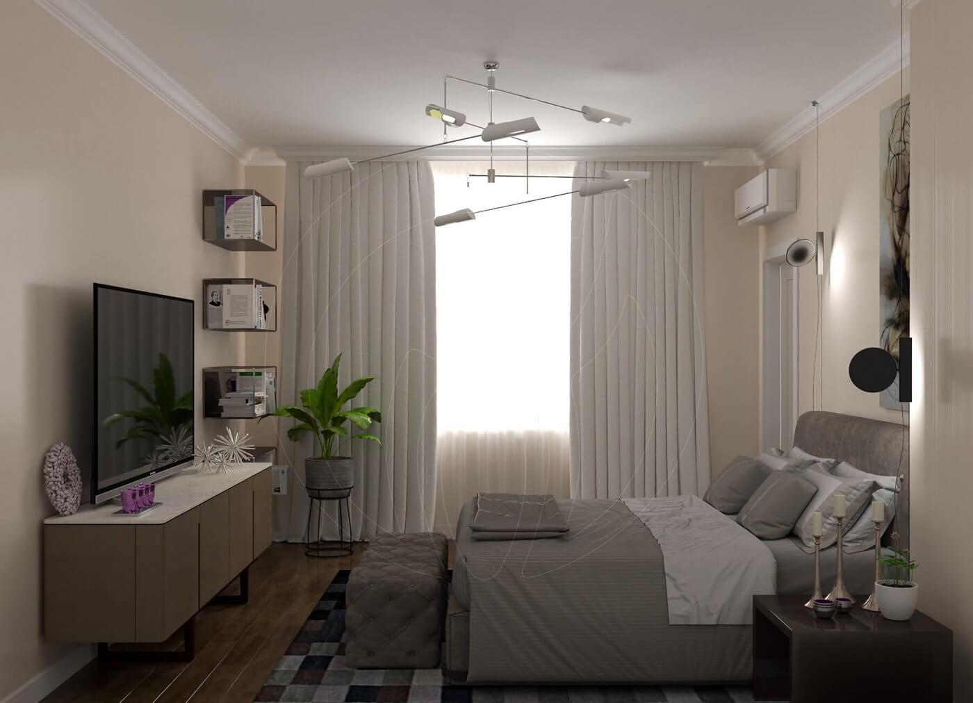 Foresters_ Гостевая спальня 2