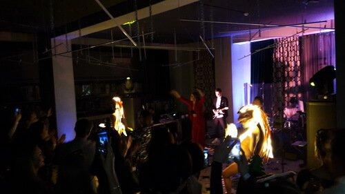 Decoration Club Party. Живая музыка и зажигательные танцы.