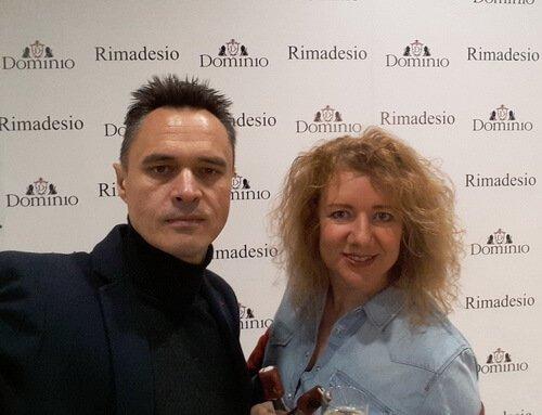 Презентация монобрендового салона Rimadesio. ViO-design на открытии салона