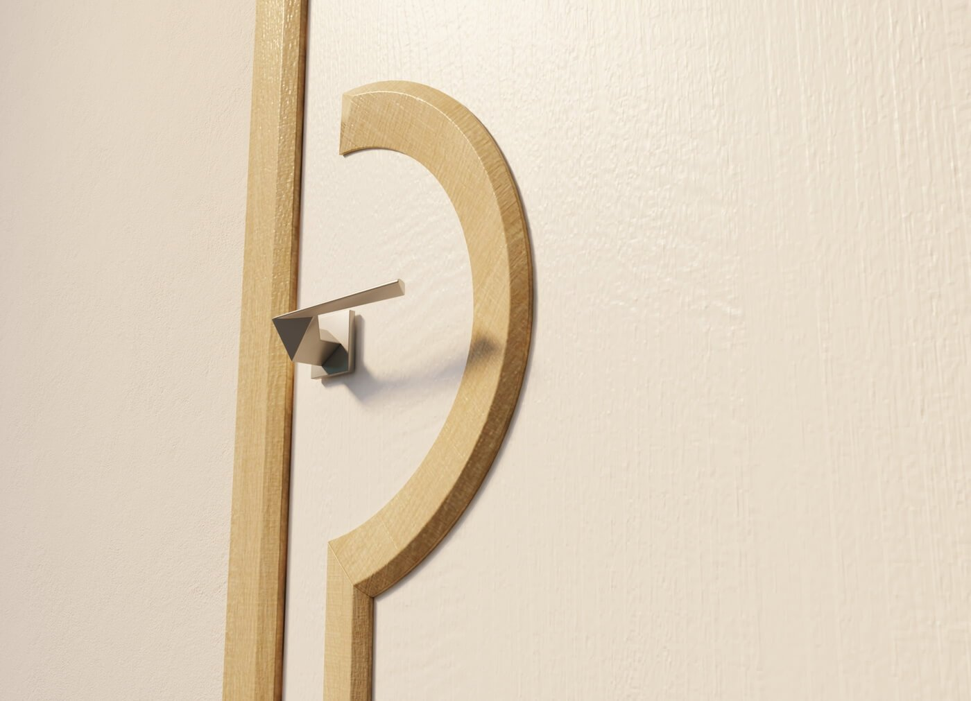 Предметный дизайн_Дверь Wedge 3_2