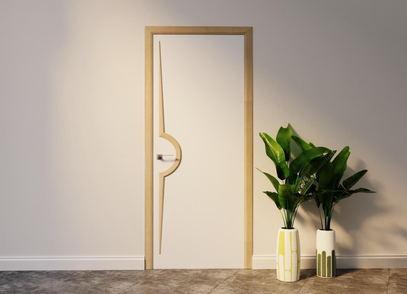 Предметный дизайн_Дверь Wedge 3_3