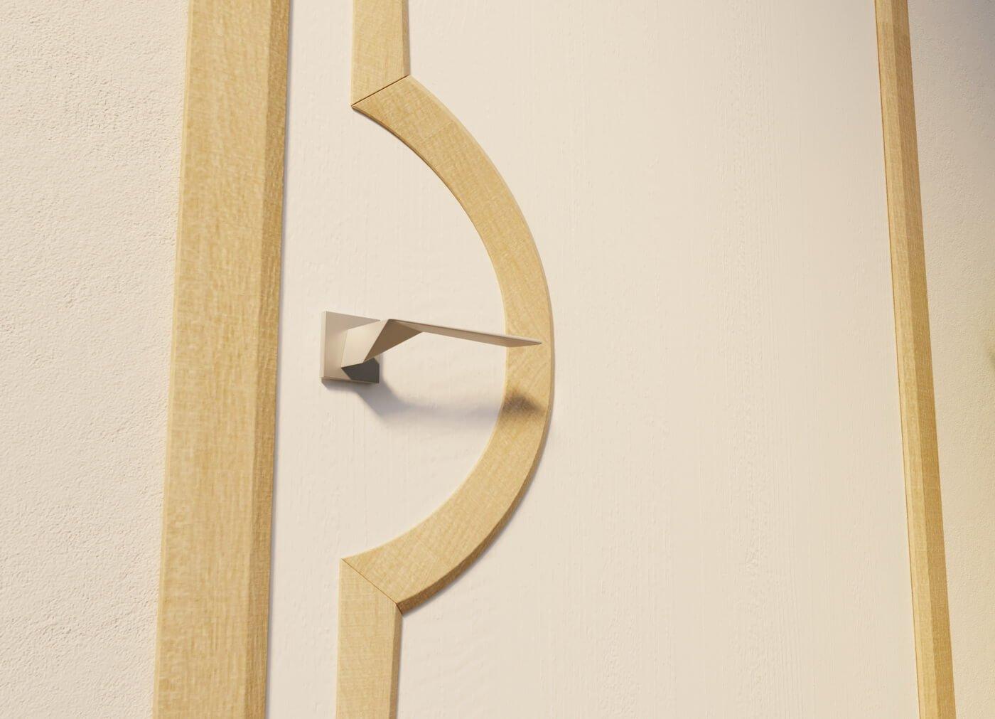 Предметный дизайн_Дверь Wedge 3_4
