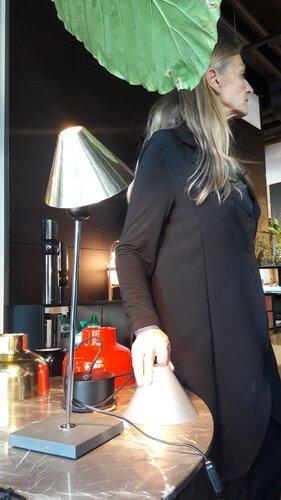 Презентация светильников от Santa&Сole. Трансформация светильника