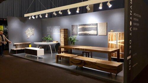 Interior mebel 2019. Оригинальное решение для мебели из дерева
