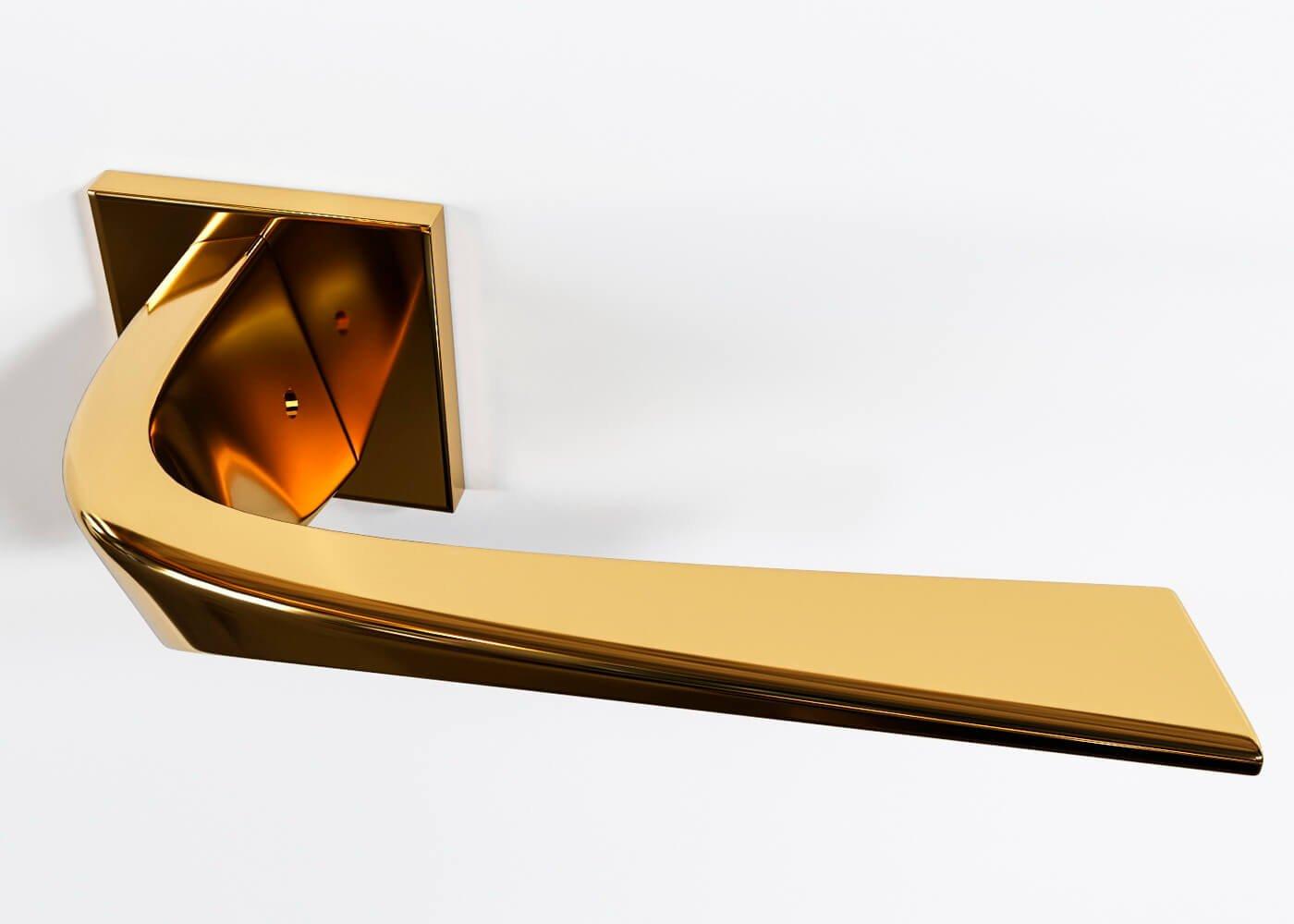 Предметный дизайн. Дверная ручка 6_3