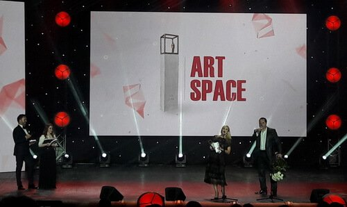ART SPACE 2019. Лилия Рерик