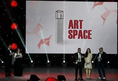 ART SPACE 2019. Награждение победителей