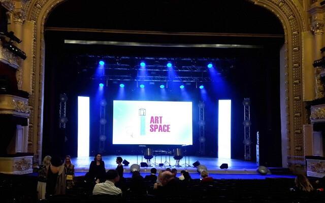 ART SPACE 2019.