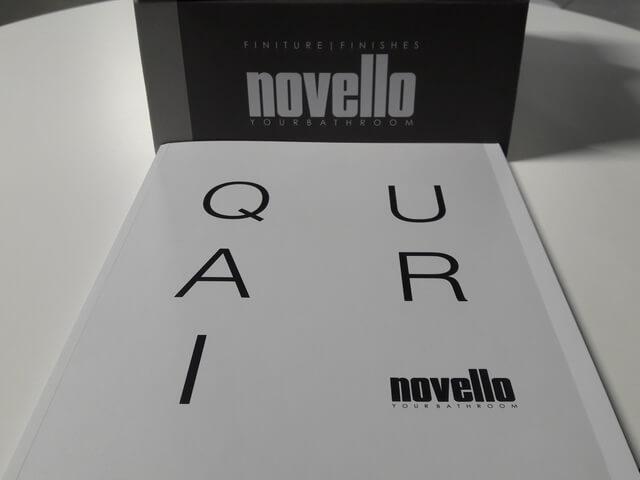 Презентация новой коллекции Novello