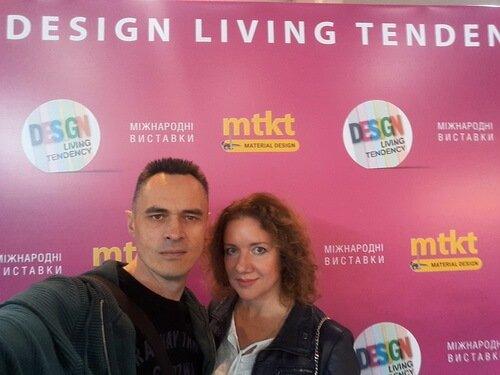 Design Living Tendency 2019. Дизайнеры Ольга и Виктор Цвиль. ViO-design