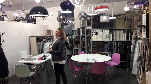 Открытие нового мебельного шоу-рума Gallery Home. ViO-design в Gallery Home