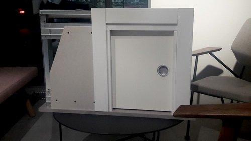Презентация Eclisse в салоне Proforma. Скрытая раздвижная дверь Eclisse с наличником