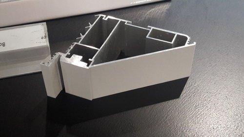 """Презентация Eclisse в салоне Proforma. Профиль для дверной коробки """"40 collection"""""""